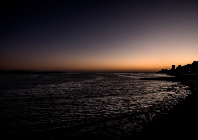 Pointe du crépuscule - La Rochelle
