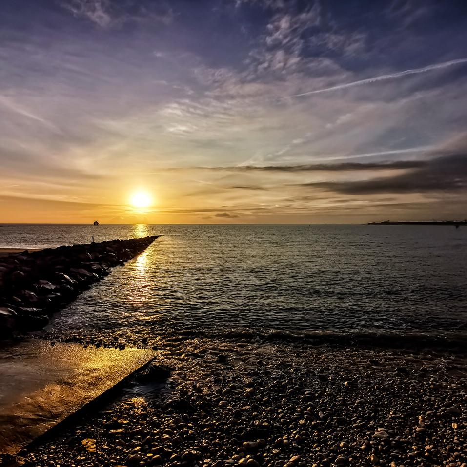Jetée Les Minimes - La Rochelle