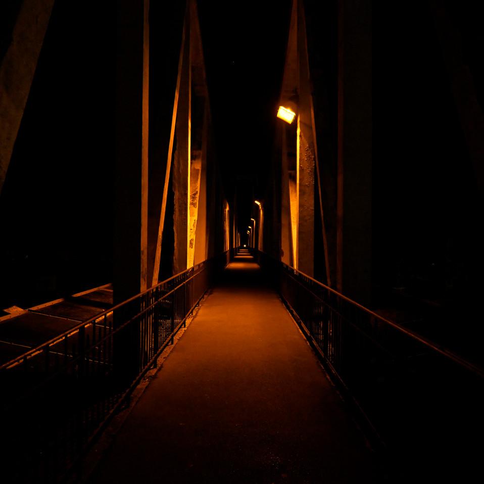 Pont de Tergnier > Nuit