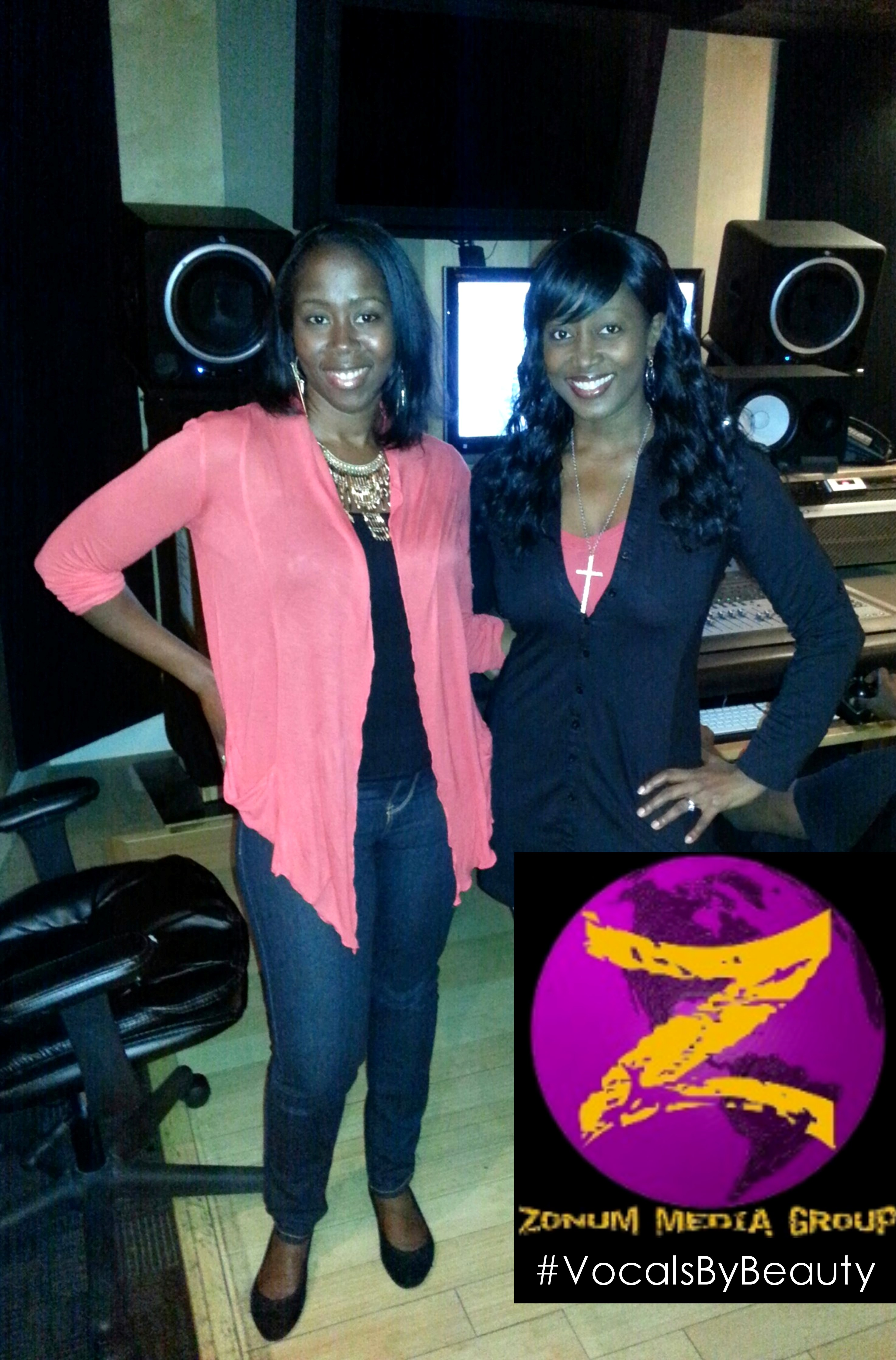 Beauty Vocal Producer with ValBKing