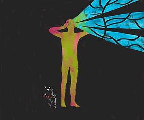 Nombrar la ausencia (ilustración por Ani Ardoiz)