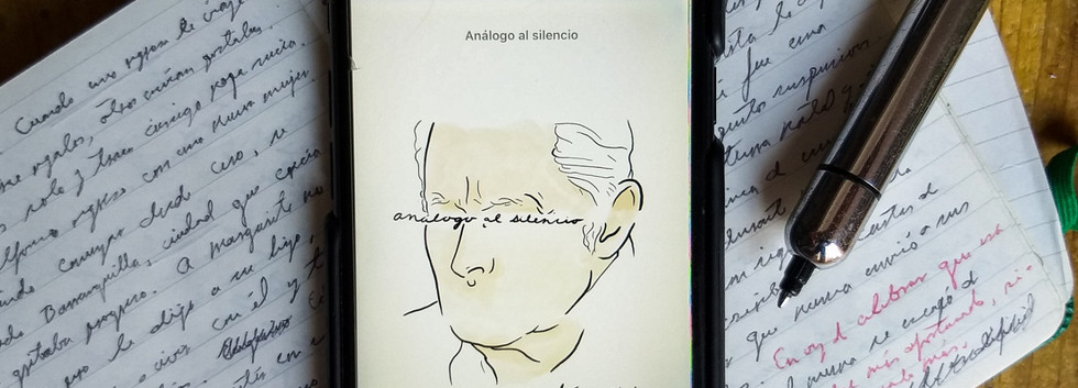 Análogo al silencio