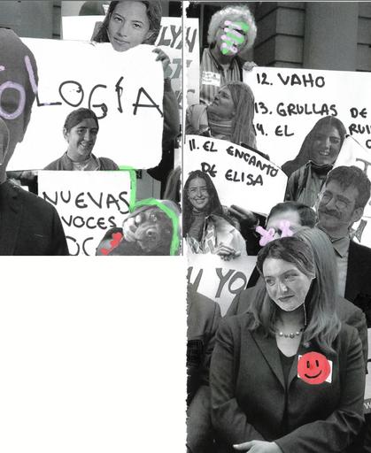 Collage autores.