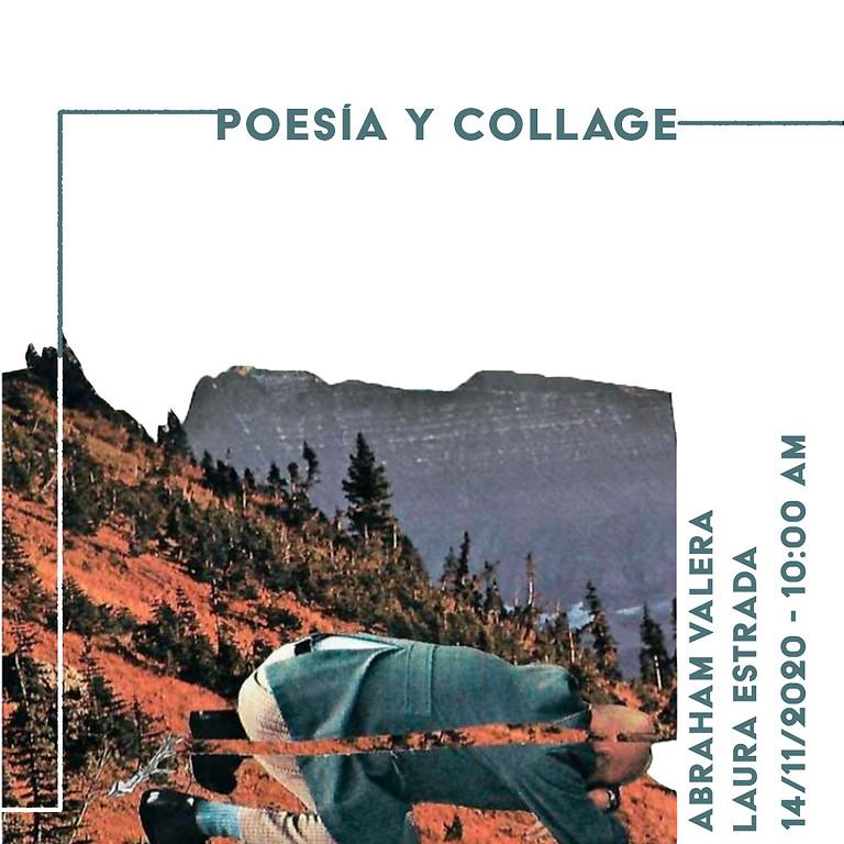 Punto de encuentro: Poesía y collage