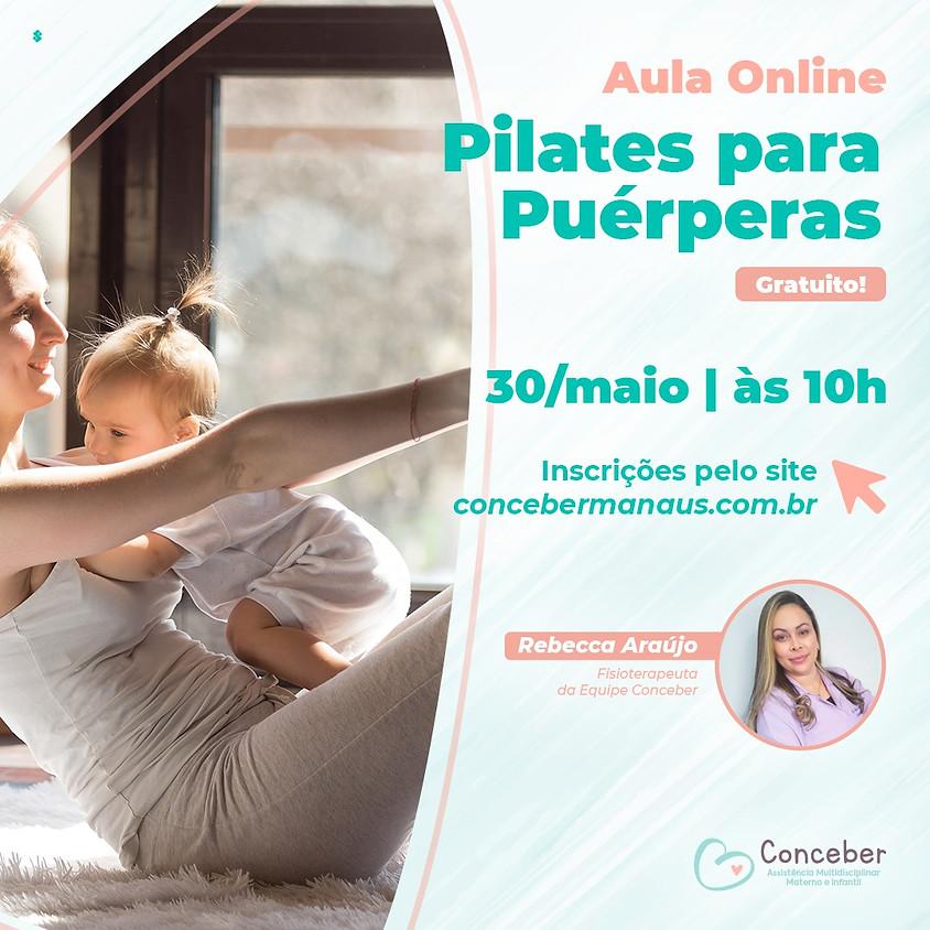 Pilates Baby - Encontro online