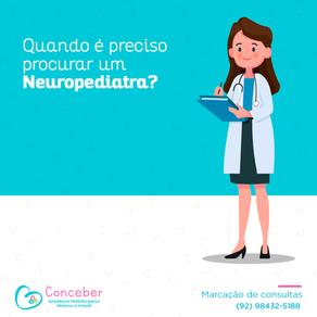 Quando é preciso procurar um Neuropediatra?