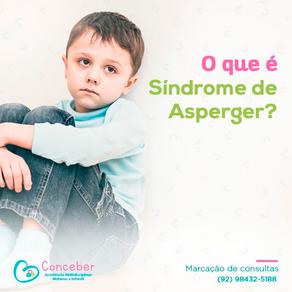 O que é Síndrome de Asperger?
