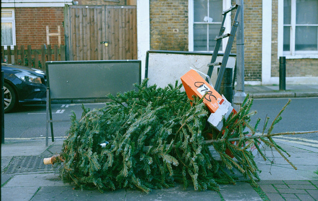 From series 'Family Traditions Left for the Recycling'