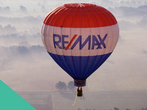ერთ-ერთი ყველაზე ცნობადი ლოგოს შექმნის ისტორია - RE/MAX-ის საჰაერო ბურთი
