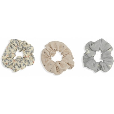 COCO 3 PACK SCRUNCHIES SMALL