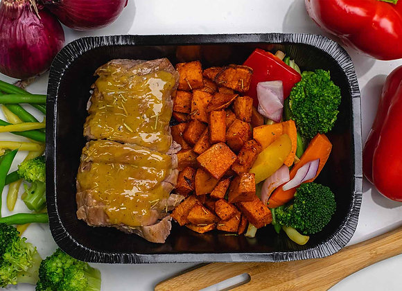 Filet de Porc Dijon & Miel