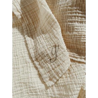 ALPHABET MUSLIN CLOTHS