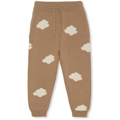 LAPIS JACQUARD PANTS