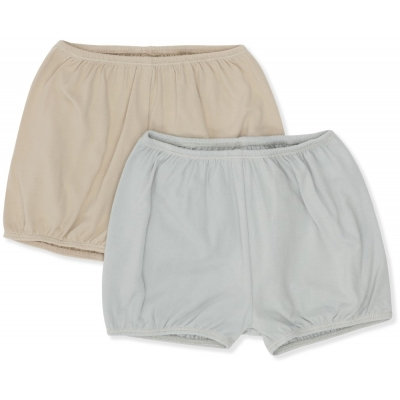 2 PACK BASIC BLOOMERS