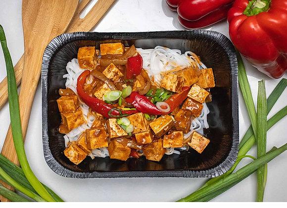 Sauté de tofu Chipotle