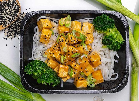 Tofu aux Arachides