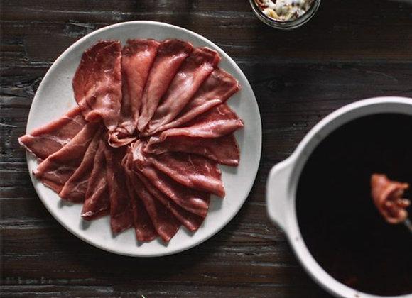 Bison - Viande à fondue