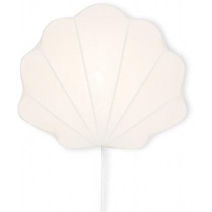 CLAM FABRIC LAMP