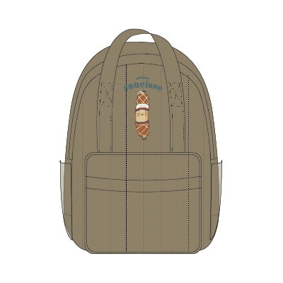 STORM QUILTET BACKPACK