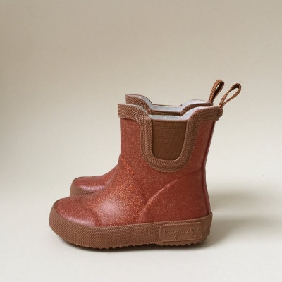 WELLY RUBBER BOOTS GLITTER