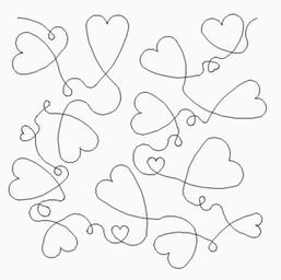 Hearts and Loops
