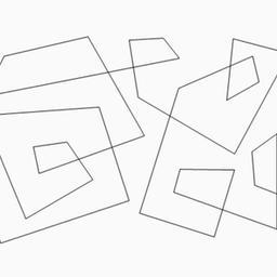 Skewed Squares