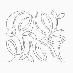 Bamboo Swirls