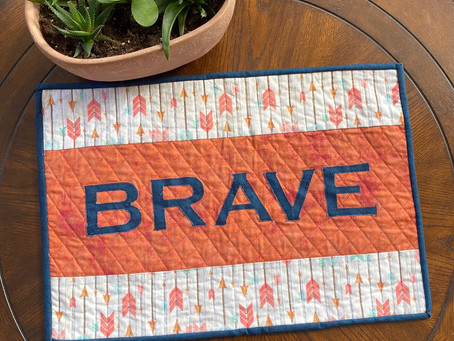 Word Quilts Made Easier with Cricut Maker