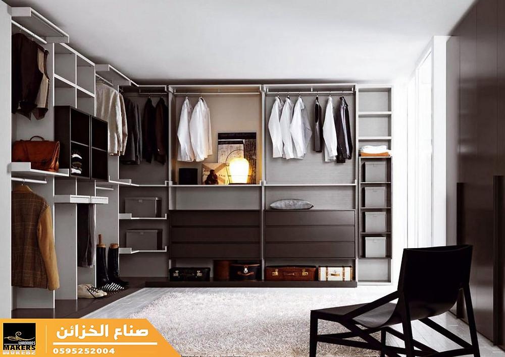 تصنيع غرف ملابس