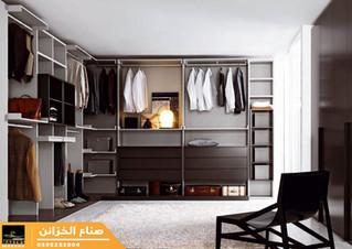 تصنيع غرف الملابس