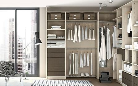 تفصيل غرفة ملابس