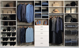افكار والهام لغرف الملابس