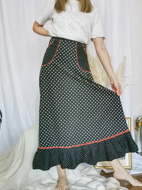 Jupe longue provençale Taille 34