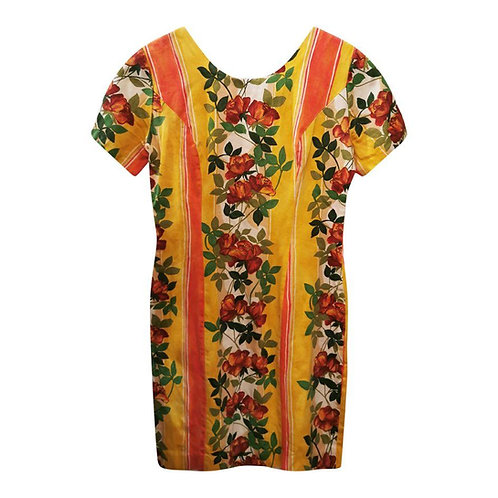 Robe à fleurs Taille 36-38