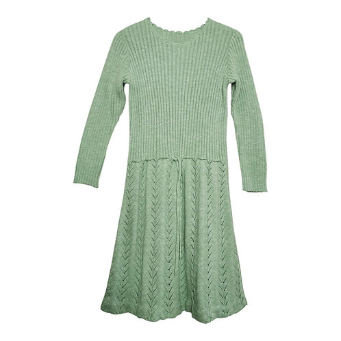 Robe en maille Taille L