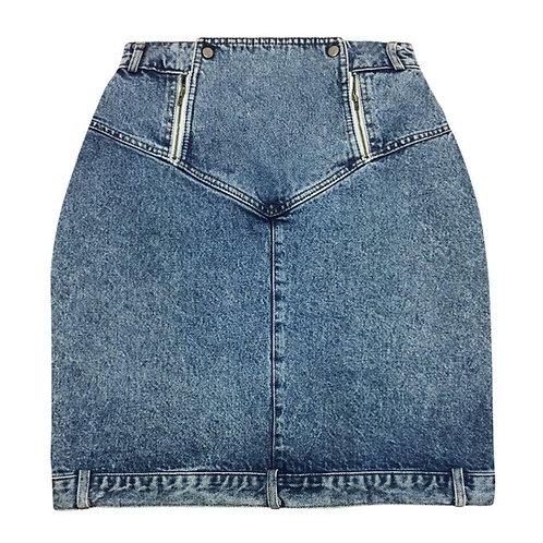 Jupe en jean taille S