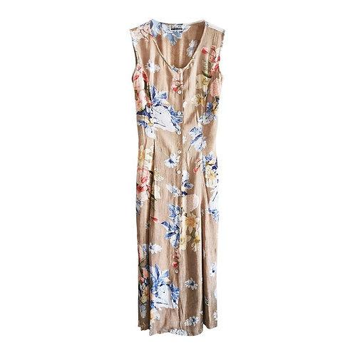 Robe longue à fleurs Taille 36-38
