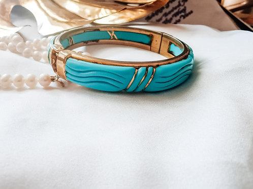 Bracelet à fermeture aimantée