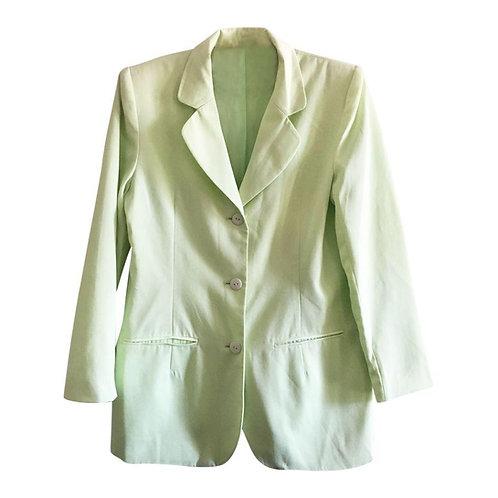 Blazer vert pastel Taille 40
