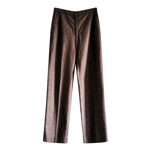 Pantalon en laine Taille 38