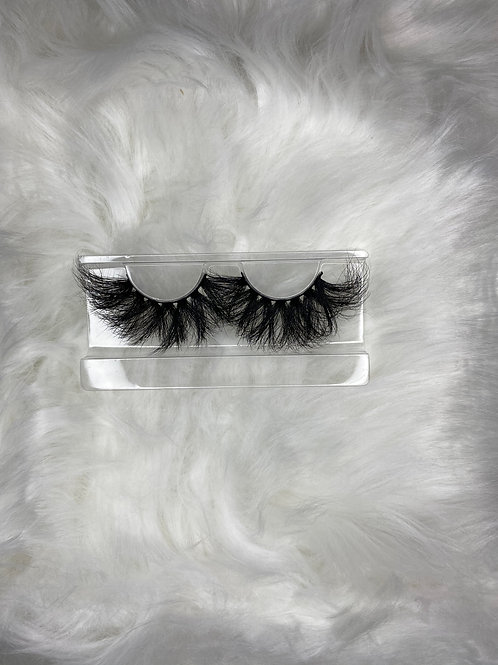 """"""" Love """" 25 mm Mink Lashes"""