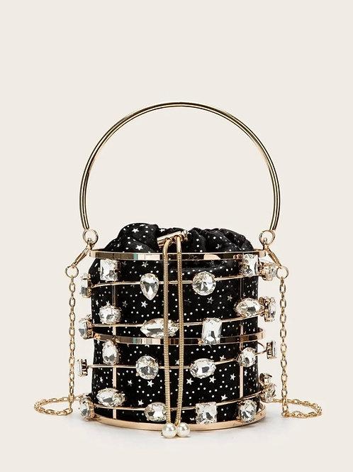 """Amour Luxe"" Handbag"