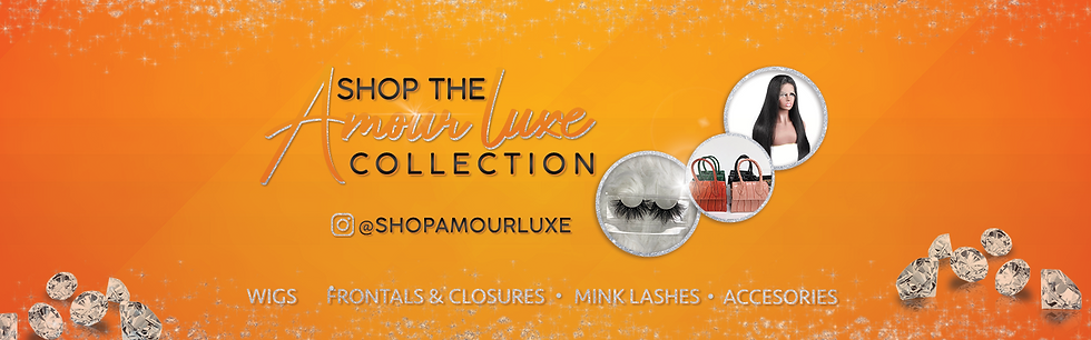 Amour Luxe logo banner