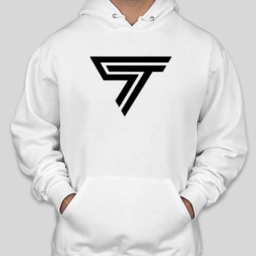 Icy White Hoodie