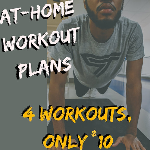 At-home Workout Plan