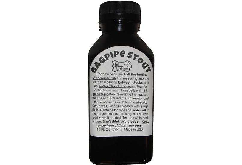 Bagpipe Stout! (Seasoning)