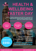 Health & Wellbeing Taster Days £650 +VAT