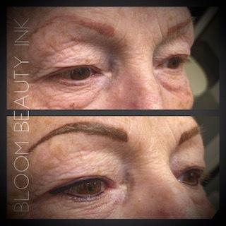 Permanent Makeup Correction