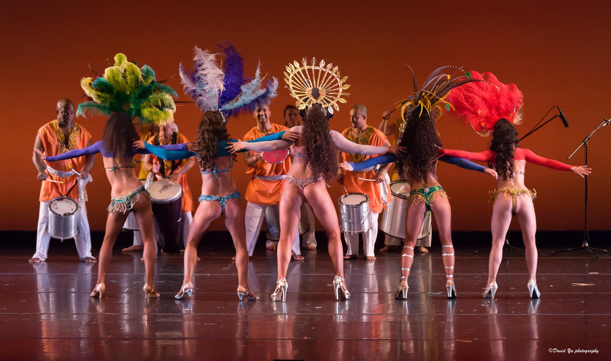 Spirit of Brazil, Cowel Theater San Francisco