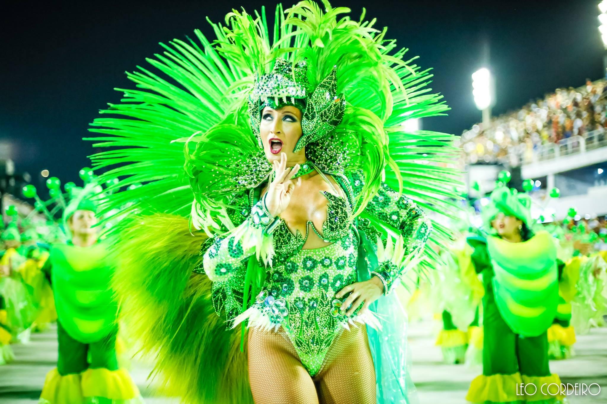Founder & Musa Rio, Carnaval 2018
